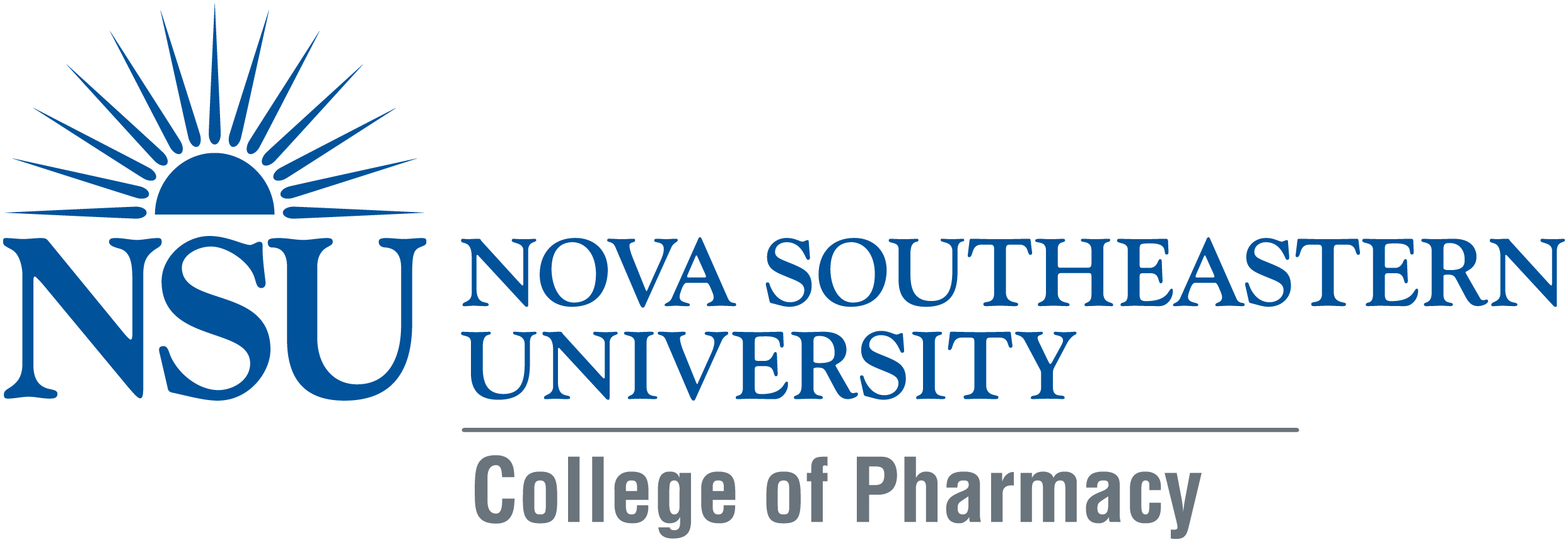 NOVA Southeastern university college of pharmacy