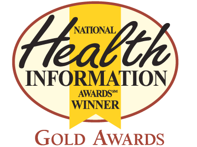 national health information award and winner gold award