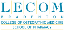 Lecome Bradenton College of Osteopathic Medicine school of pharmacy