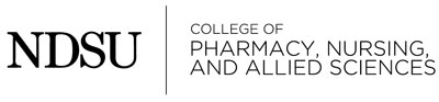 NDSU college of pharmacy, nursing, and allied sciences